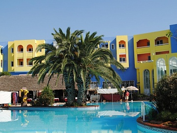 CARRIBEAN WORLD HAMMAMET BEACH