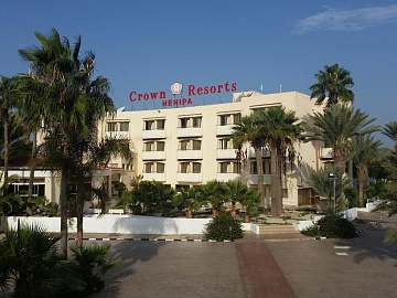 CROWN RESORT HENIPA HOTEL 3*