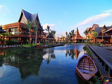 MANGROVE TREE RESORT WORLD SANYA 5*