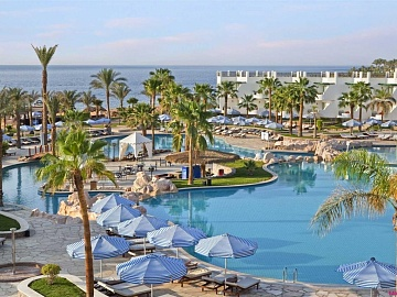 HILTON SHARM WATERFALLS RESORT 5 *