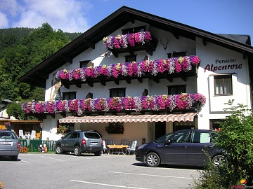 ALPENROSE PENSION ZELL AM SEE
